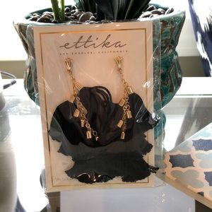 Jewelry - Ettika Tassel Earrings